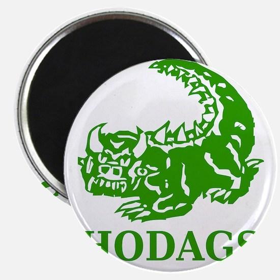 Rhinelander Hodags Magnet