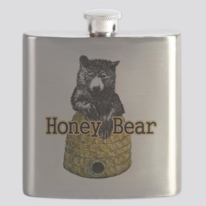 honey bear Flask