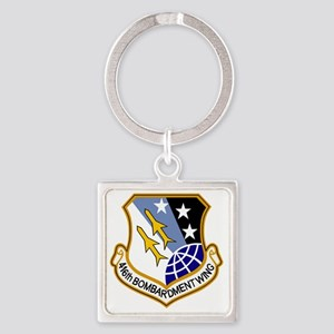416th BW Square Keychain