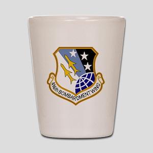 416th BW Shot Glass