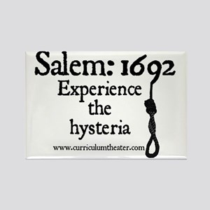 salem_logo_tshirt Rectangle Magnet