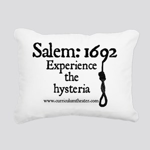 salem_logo_tshirt Rectangular Canvas Pillow
