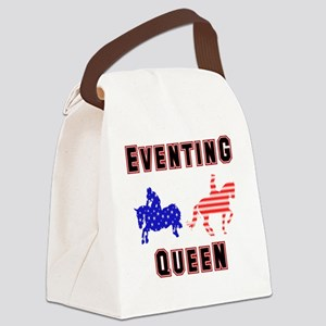 Eventingqueenusa Canvas Lunch Bag
