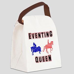 Eventingqueenusa Canvas Lunch Bag