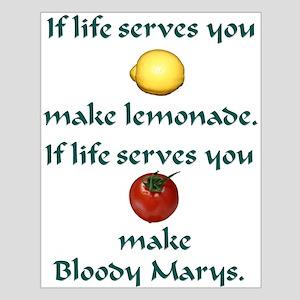 Lemonade Small Poster