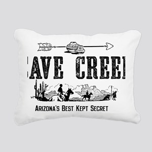 Arizonas best kept secre Rectangular Canvas Pillow
