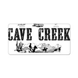 Cave creek License Plates
