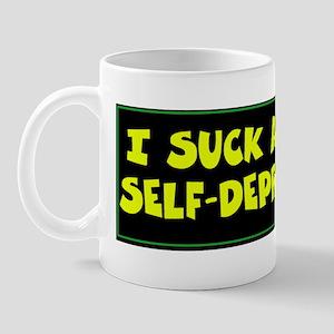 I suck-CP Mug