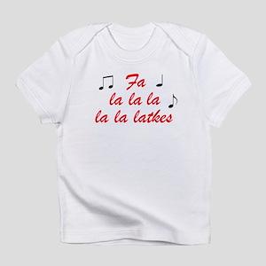 Fa la la la latkes Infant T-Shirt