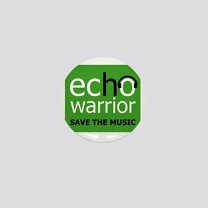 echowarrior_NEW Mini Button