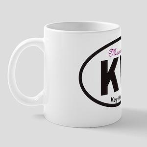 KeyWestovals2010cpmarried Mug