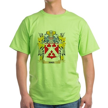 Amis Coat of Arms - Family Crest T-Shirt