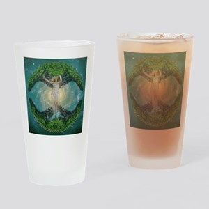animamunditreelogowwwfinal Drinking Glass