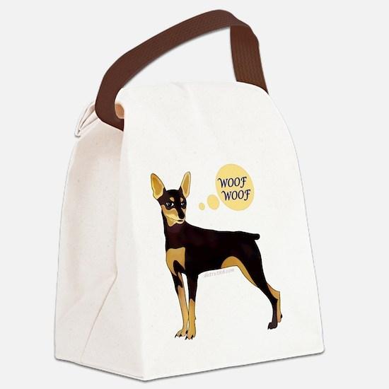 min_pin.ai Canvas Lunch Bag