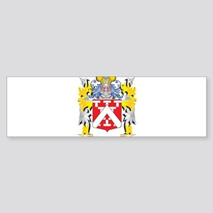 Amis Coat of Arms - Family Crest Bumper Sticker
