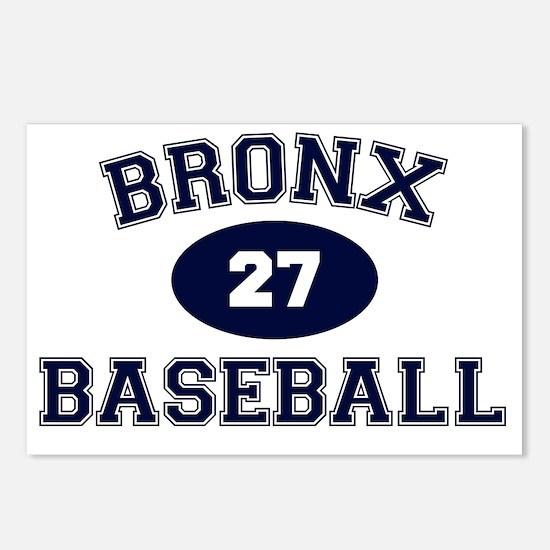BronxBaseball27 Postcards (Package of 8)