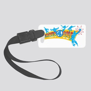 Heroes4Sale Small Luggage Tag