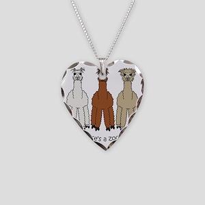 alpacalight Necklace Heart Charm