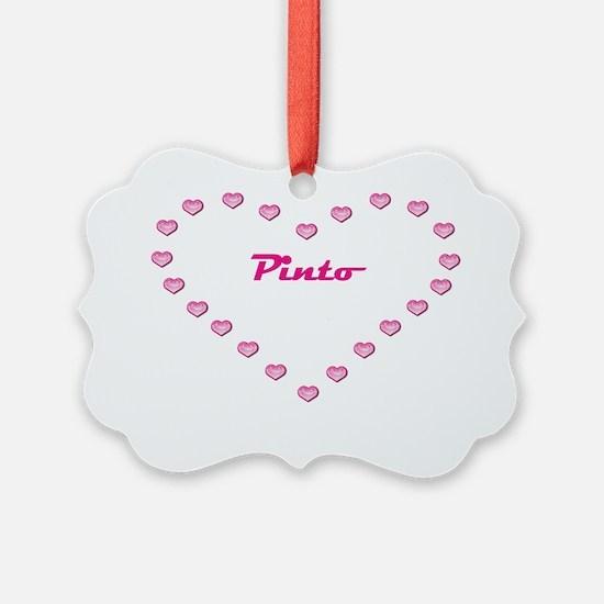 Valentine_Pinto Ornament