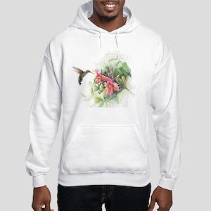 Hummingbird_Card Hooded Sweatshirt