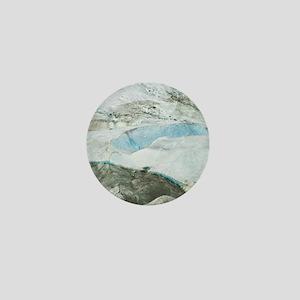 Glacier Approach - Print Mini Button