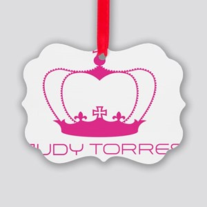 Logo Trans Picture Ornament