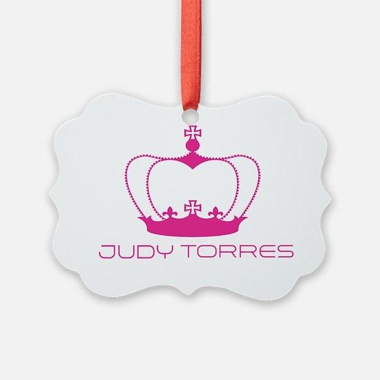Logo Trans Ornament