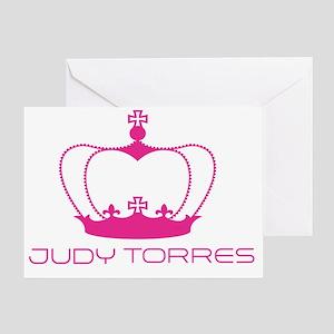 Logo Trans Greeting Card