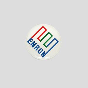 enron Mini Button
