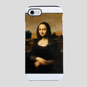 Leonardo's Mona Lisa iPhone 7 Tough Case