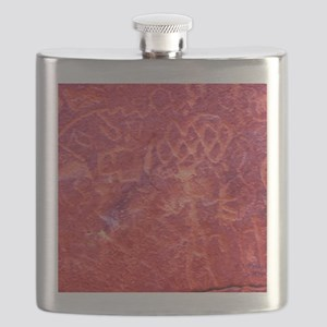 Rock Art Flask