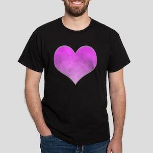 Heart only Dark T-Shirt