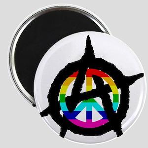 benevolent anarchist-hat Magnet