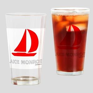 Lake Monroe_10x10 Drinking Glass