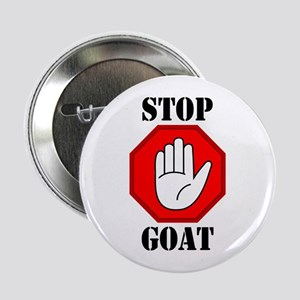 STOP Goat Button
