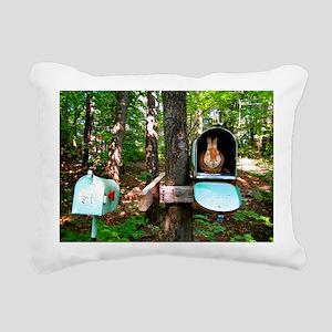 mail6x4_pcard Rectangular Canvas Pillow