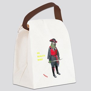 RR_CIR_BABY_TRANS Canvas Lunch Bag