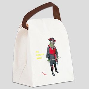 RR_CIR_BABY_TRANS Canvas Lunch Bag