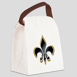BLK FDL 10x10_apparel Canvas Lunch Bag