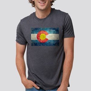Colorado State flag retro style vintage T-Shirt