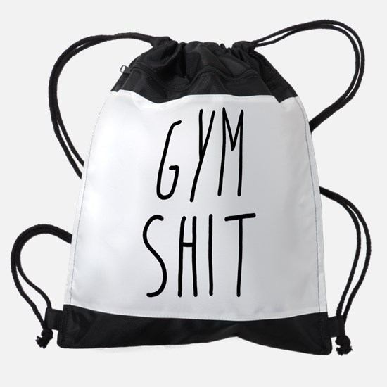 The Blunt Gym Bag Drawstring Bag