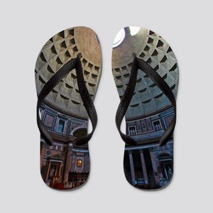 3188791ef2fa8 Rome - The Pantheon Flip Flops
