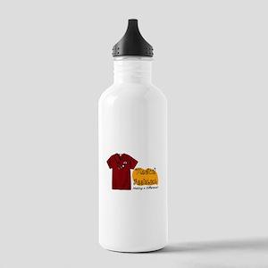 Medical Assistant Badge Water Bottle