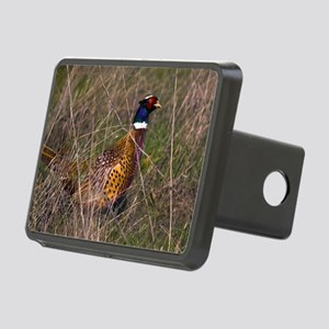(6) Pheasant  407 Rectangular Hitch Cover