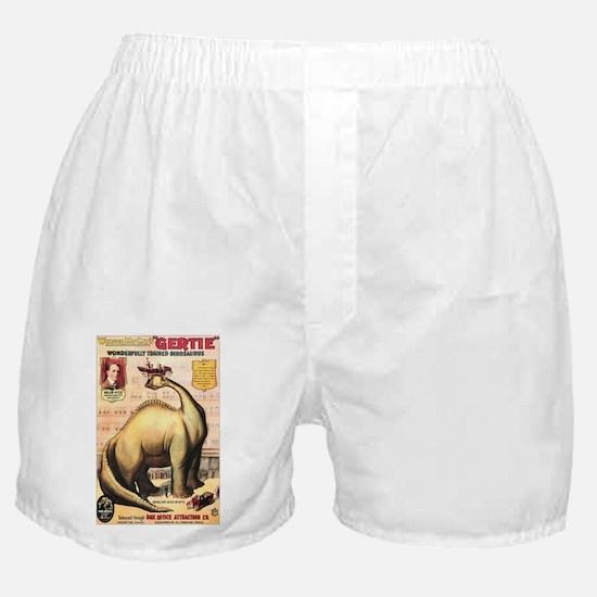 Gertie the Dinosaur Boxer Shorts