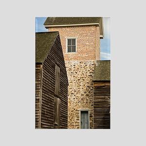 Batsto Tower - Print Rectangle Magnet