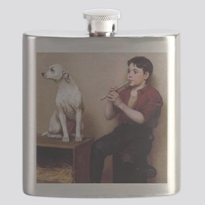 John George Brown music_hath_no_charms-large Flask