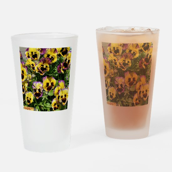 Fizzy Lemonberry T-Shirt Drinking Glass