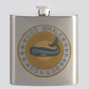 whate patch transparent Flask