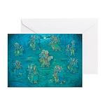 Krishna Leela Cards (Pk of 10)